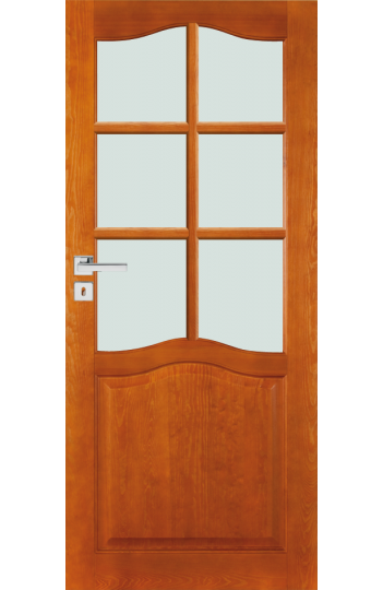 Drzwi Drewniane Premium Dakota DT-3