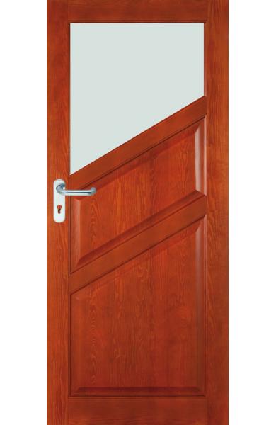 Drzwi Drewniane Premium Fresno FR-2