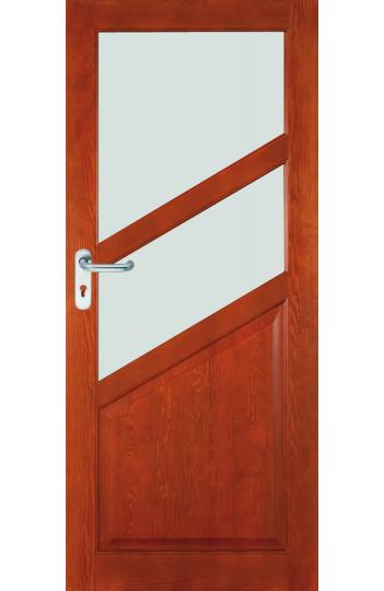 Drzwi Drewniane Premium Fresno FR-3