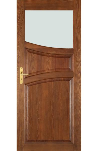Drzwi Drewniane Premium Salem SL-2
