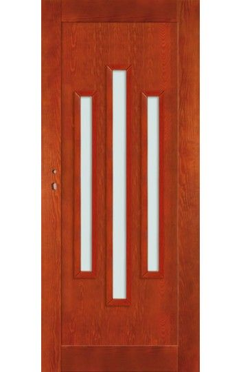 Drzwi Drewniane Premium Santon ST-3