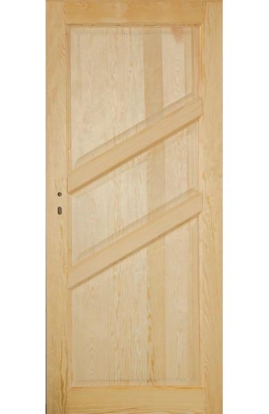 Drzwi Drewniane Standard Fresno FR-1