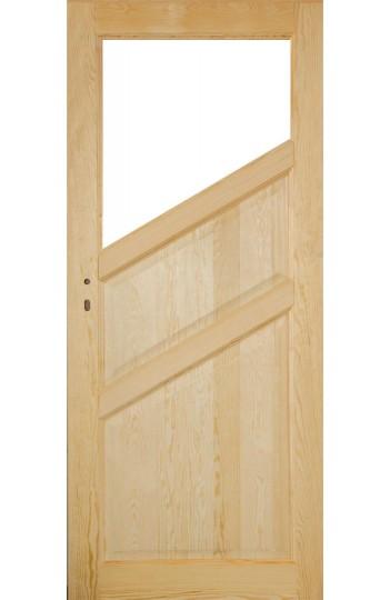 Drzwi Drewniane Standard Fresno FR-2