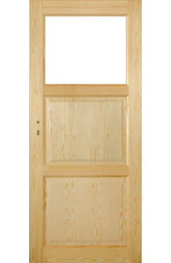 Drzwi Drewniane Standard Temida TM-2