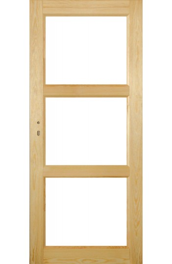 Drzwi Drewniane Standard Temida TM-4