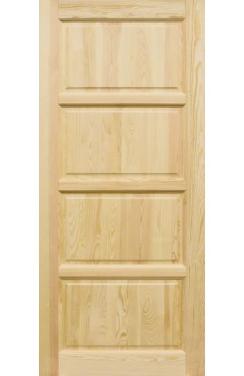 Drzwi Drewniane Standard Triada TR-1