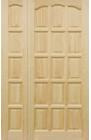 Drzwi Sosnowe Classic LS-9