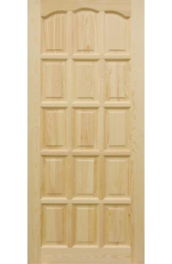 Drzwi Sosnowe Classic LS-7