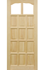 Drzwi Sosnowe Classic LS-5