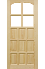 Drzwi Sosnowe Classic LS-4