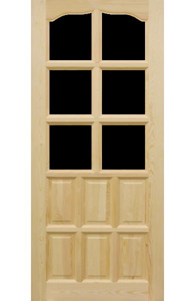Drzwi Sosnowe Classic LS-3