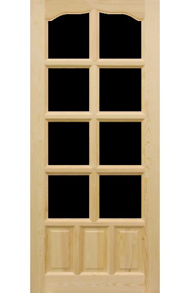 Drzwi Sosnowe Classic LS-2