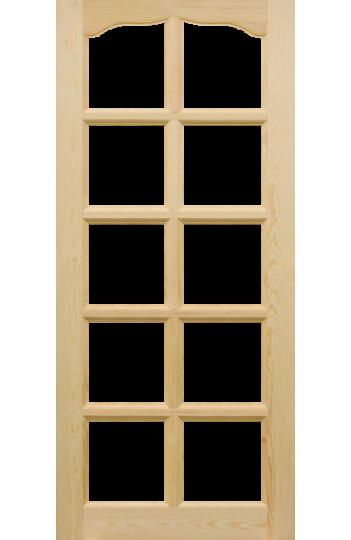 Drzwi Sosnowe Classic LS-1