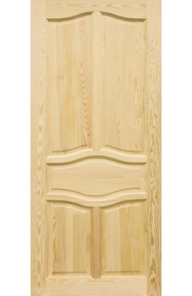 Drzwi Sosnowe Delta DL-1