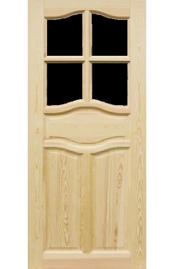 Drzwi Sosnowe Delta DL-2