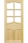Drzwi Sosnowe Delta DL-3