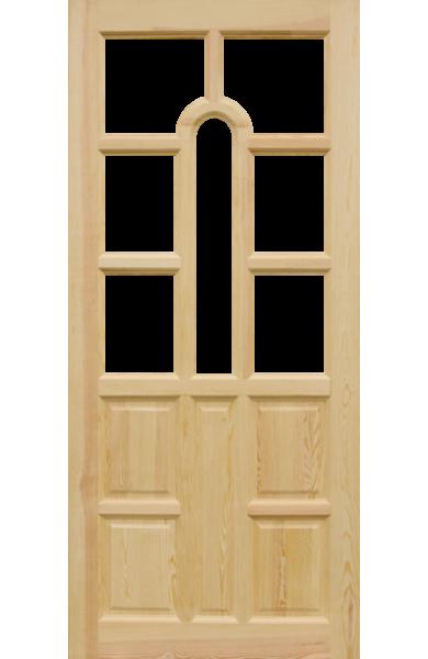Drzwi Sosnowe Kastell KS-1