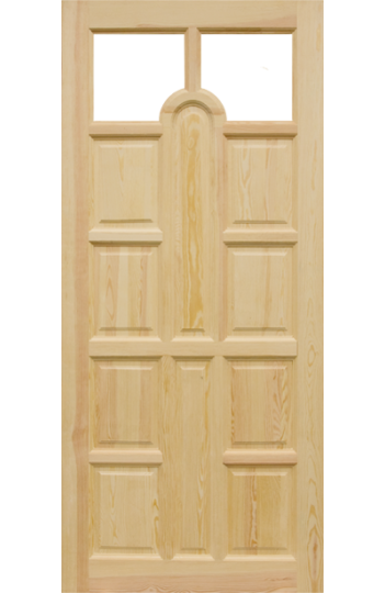 Drzwi Sosnowe Kastell KS-2