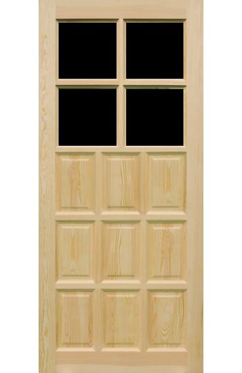 Drzwi Sosnowe Prestige PR-1