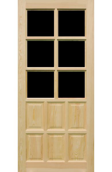 Drzwi Sosnowe Prestige PR-2