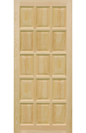 Drzwi Sosnowe Prestige PR-3