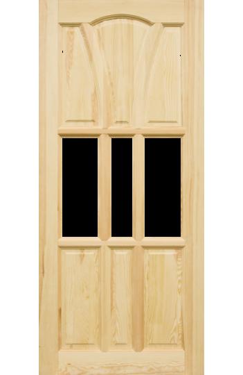 Drzwi Sosnowe Wenessy WS-1