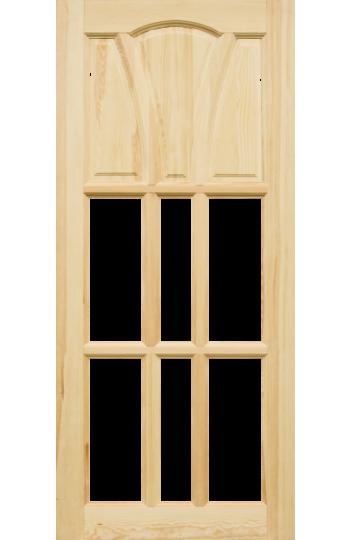 Drzwi Sosnowe Wenessy WS-7