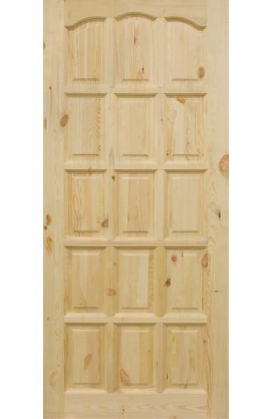 Drzwi Sosnowe Sęczne SK-3