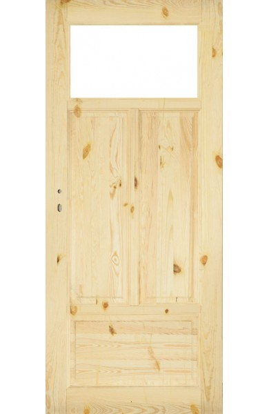 Drzwi Sosnowe Sęczne SK-5