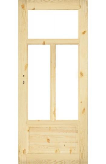 Drzwi Sosnowe Sęczne SK-6