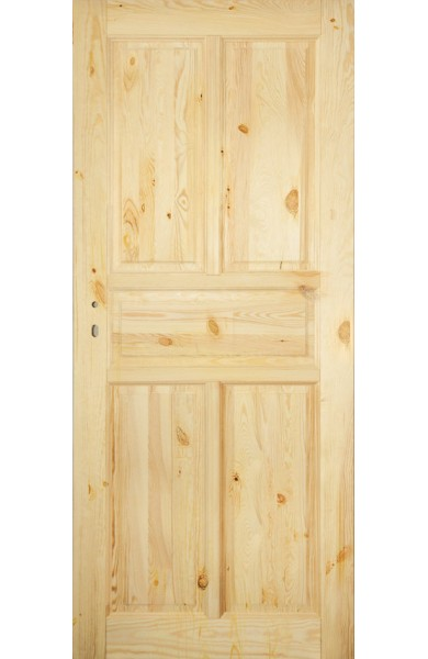 Drzwi Sosnowe Sęczne SK-7