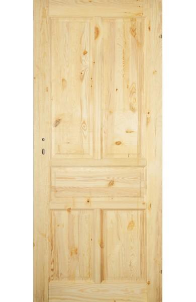 Drzwi Sosnowe Sęczne SK-8