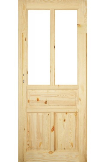 Drzwi Sosnowe Sęczne SK-10