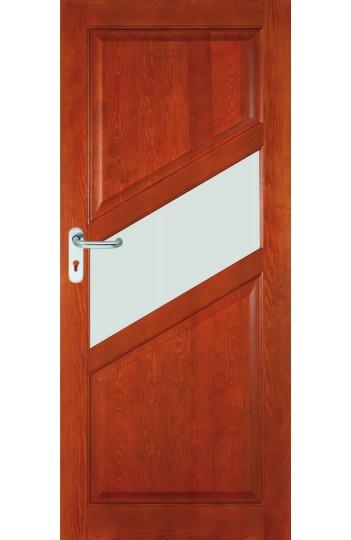 Drzwi Drewniane Premium Fresno FR-5