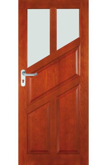 Drzwi Drewniane Premium Fresno FR-7