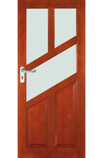 Drzwi Drewniane Premium Fresno FR-8