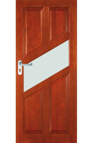 Drzwi Drewniane Premium Fresno FR-9