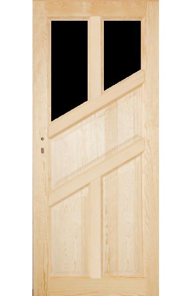 Drzwi Drewniane Standard Fresno FR-7