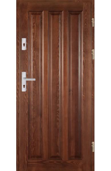 Drzwi Drewniane wewnątrz-klatkowe DWS-2