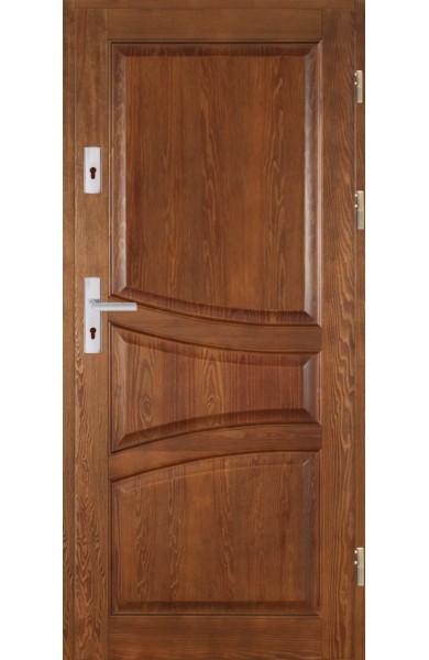 Drzwi Drewniane wewnątrz-klatkowe DWS-5