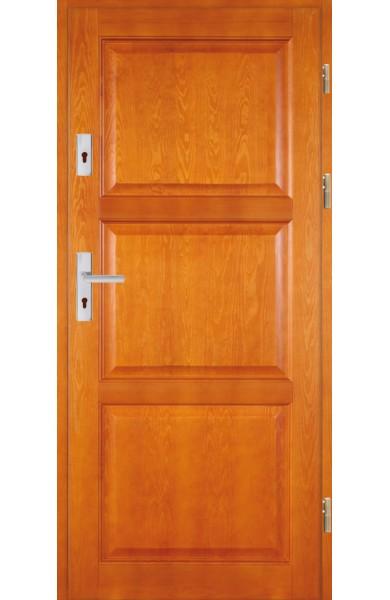 Drzwi Drewniane wewnątrz-klatkowe DWS-7