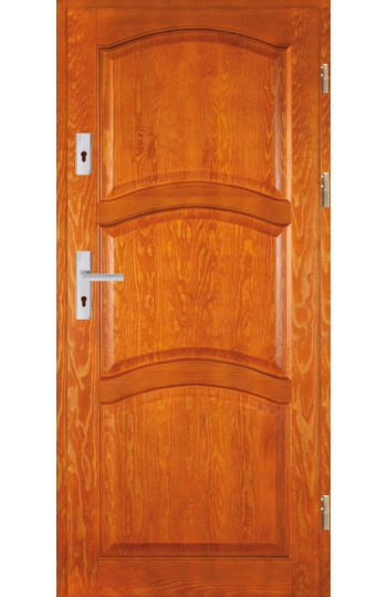 Drzwi Drewniane wewnątrz-klatkowe DWS-8