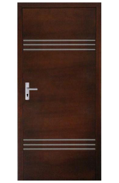 Drzwi Płaskie  PLS-4