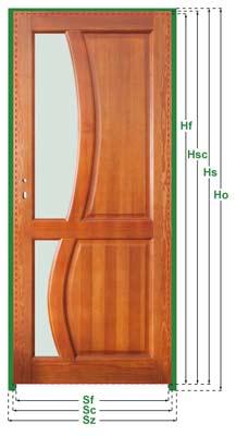 wyniary drzwi