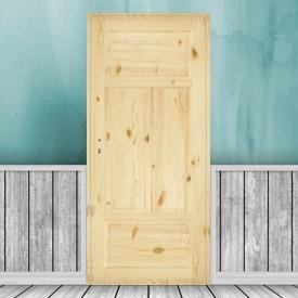 Drzwi sęczne