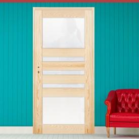 Drzwi drewniane standard